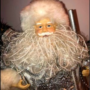 Father Christmas Table/Tree Topper